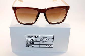 Солнце защитные очки в стиле Hugo Boss (унисекс)