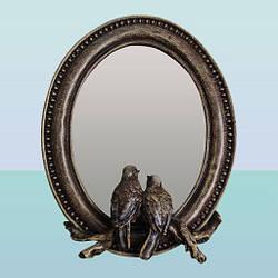 Зеркало в раме Птицы