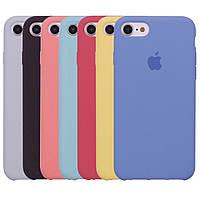 """Оригинальный силиконовый чехол для Apple iPhone 7 (4.7"""")"""
