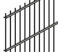 Забор панельный двойной, фото 1