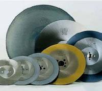 HSS отрезные дисковые пилы по металлу. Дисковые отрезные фрезы HSS DMo 5% по металлу