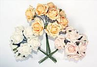 Роза (латекс) средняя