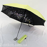 """Механический зонт обратного сложения """"сакура"""" от фирмы """"Yuring"""", фото 1"""