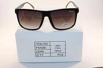 Солнце защитные очки в стиле Gucci (унисекс)