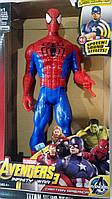 """Игрушка Коллекционная """"Spider-Man Titan Hero Tech"""" музыкальная со светом 30 см"""