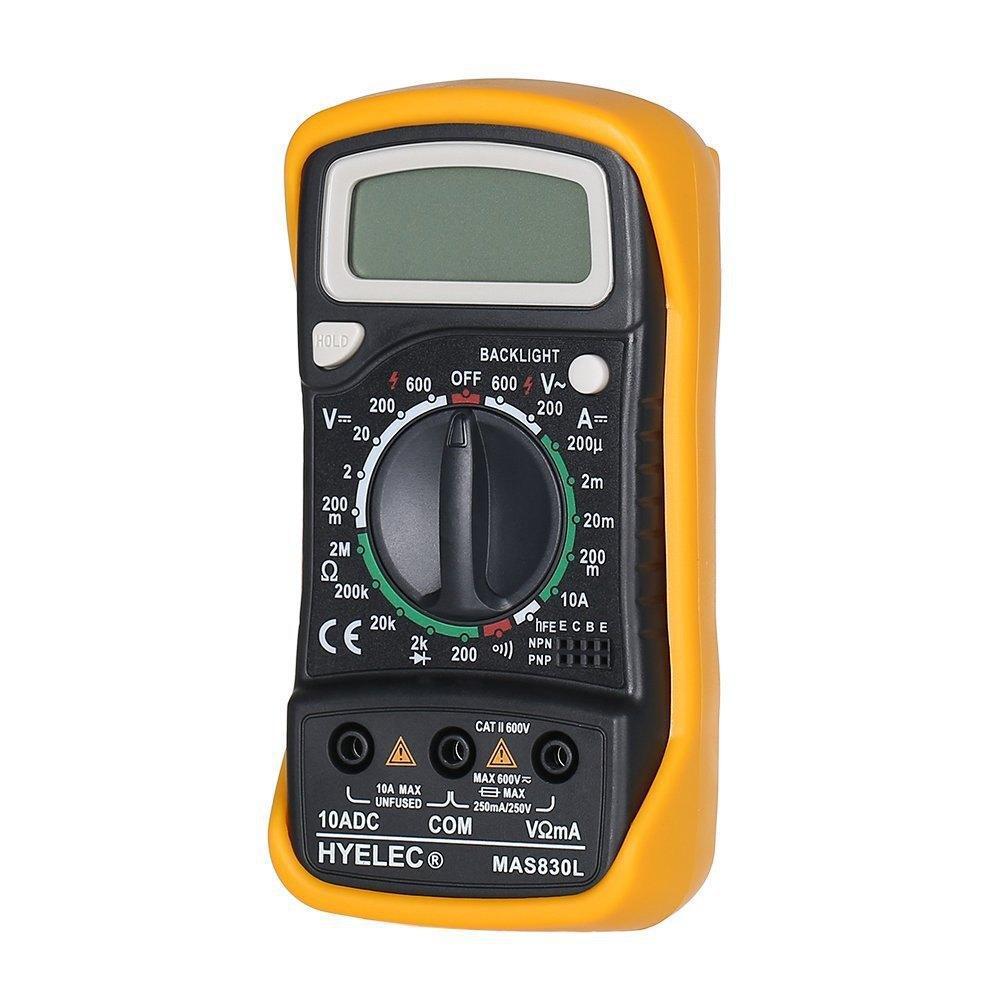 Мультиметр MAS 830L