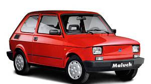 Тюнинг Fiat 126p 1972-2000
