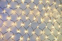 ГИРЛЯНДА СЕТКА светодиодная, 2х2 (теплый белый)