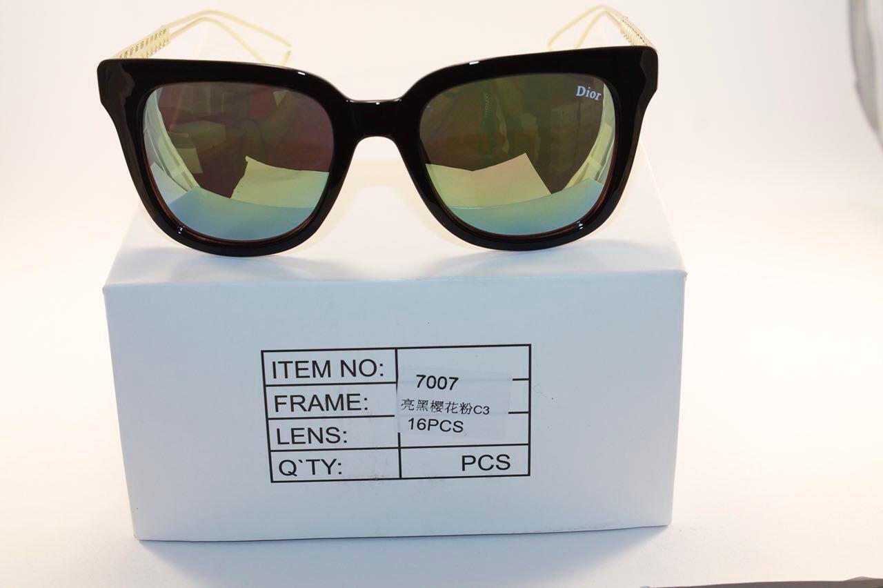 Солнце защитные очки в стиле Dior (женские)