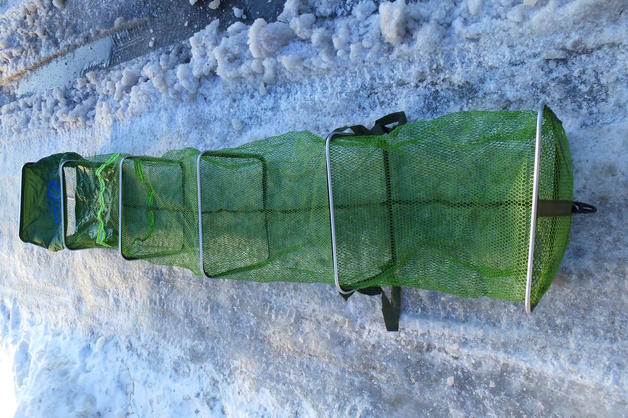 Садок  прорезиненный  прямоугольный 2.5 м