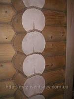 Веревка для деревянного дома