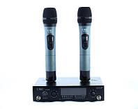 Радиосистема UKC UHF U-5000 2 беспроводных микрофона (sp_2907)