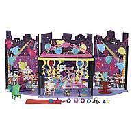 Littlest Pet Shop Игровой набор За кулисами B1241