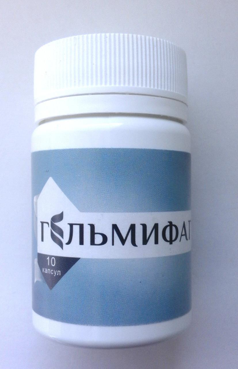 Гельмифаг препарат від паразитів 12702