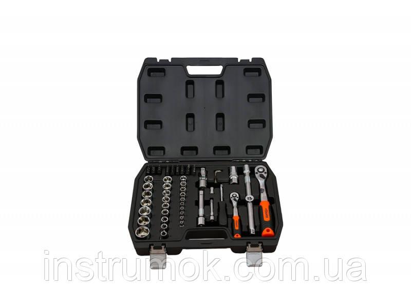 Набор инструментов Sturm 1350104, 72 предмета