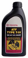 Оригинальное трансмиссионное масло TOYOTA ATF Type T-VI