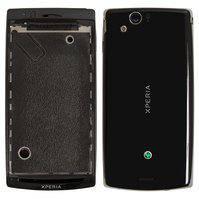Корпус для мобильных телефонов Sony Ericsson LT15i, LT18i, X12, черный