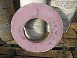 Круг абразивный шлифовальный  прямого профиля (розовый) 92А 600х80х305 25 С1-СМ, фото 2