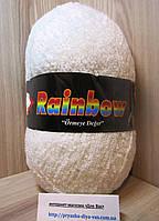 Фантазийная пряжа Alize RAINBOW (350 г/875 м, 15%-альпака, 15%-шерсть, 10%-полиэстер, 60%-акрил) 55(белый)