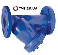 Фильтр чугунный фланцевый Ду80 Ру16