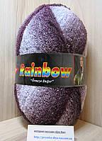 Фантазийная пряжа Alize RAINBOW (350 г/875 м, 15%-альпака, 15%-шерсть, 10%-полиэстер, 60%-акрил) 1033