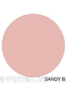Матовая жидкая помада MAC Lustre Lip Gloss (Sandy B)