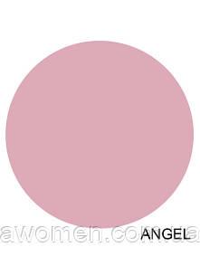 Матовая жидкая помада MAC Lustre Lip Gloss (Angel)