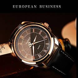 Мужские наручные часы Yazole Подарочная коробка в подарок!