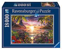 """Пазл """"Закат Солнца"""" 18000 шт. Ravensburger (RSV-178247)"""