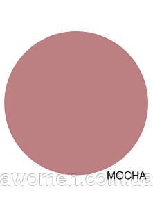 Матовая жидкая помада MAC Lustre Lip Gloss (Mocha)