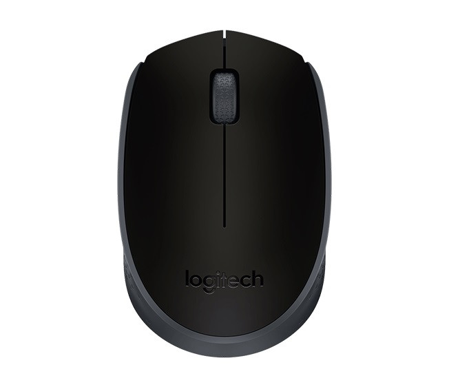 Мышь Logitech M171 Wireless (910-004424) Black/Gray, Optical, 1000 dpi