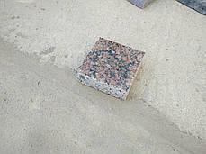 Полнопиленная термообработанная гранитная брусчатка, фото 3