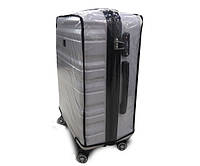 Чехол для чемодана  Coverbag винил M прозрачный