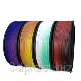 PLA (ПЛА) пластик 3Dplast для 3D принтера 1.75 мм 0.75, случайный цвет