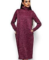 Женское платье-бочонок (Меган kr)