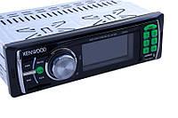 Автомагнитола KENWOOD MP3 1056A, Штатная автомобильная магнитола с USB, MP3, AUX, FM, магнитола в машину