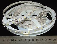 Світлодіодна стрічка S3528-5000-60-CW  R0860BA холодно-білий 60 шт/м, 12 В, 6.0 Вт  IP33