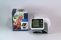 Тонометр UKC BP-210, измеритель артериального давления, тонометр автоматический, прибор для измерения давления