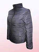 Женская демисезонная куртка в расцветках  0102/24