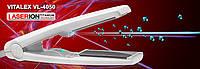 Выпрямитель для волос vitalex 4050 laser Ion, утюжок для волос, плойка выпрямитель, утюжок выпрямитель