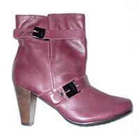 Ботинки демисезонные женские Scholl