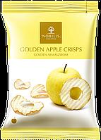 Чипсы Nobilis яблочные Голден 20 г (5997690711598)