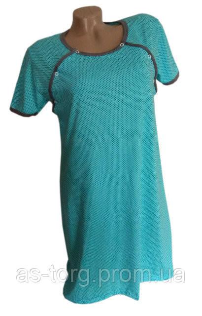Ночная рубашка на роды, одежда для беременных и кормящих мам