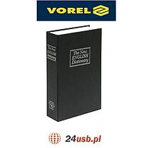 Ящик для денег 240х155х55 Vorel 78633, фото 3