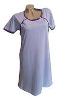 Ночная рубашка на роды, одежда для беременных и кормящих мам киев