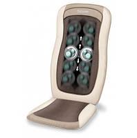 Функциональная накидка на кресло для массажа шиацу Beurer MG 200 Cream