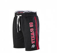 82 Sweat Shorts Black/Red