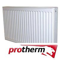 Стальной радиатор Protherm 500*500 22 тип бок