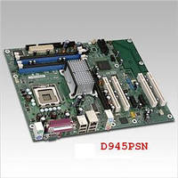 Материнская плата Intel D945GNT D945PSN D945PLRN бу