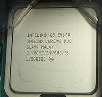 Процессор Intel Core2 Duo E4600 2.40GHz/2M/800 s775, tray